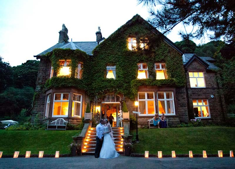 Wedding Venues Derbyshire - Blackbrook House