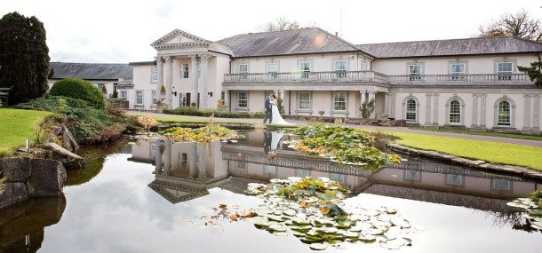 Wedding Venues Derby - Butterley Grange Mansion