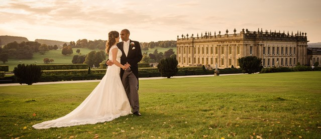 Wedding Venues Derby - Chatsworth House