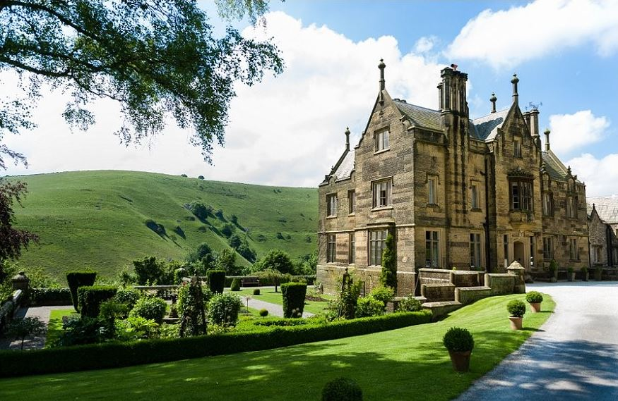 best derbyshire wedding venues - cresbrook hall